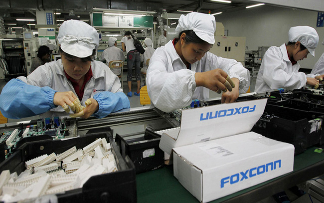 COVID 'níu chân' các tập đoàn công nghệ dịch chuyển sản xuất sang Việt Nam