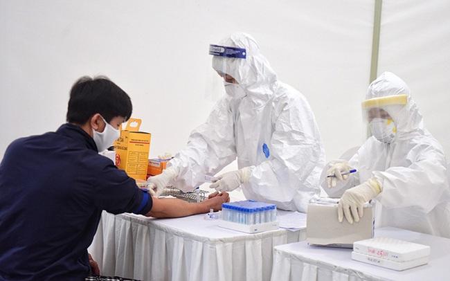 Tối 2/8 thêm 4.254 ca mắc COVID-19 mới, 3.808 bệnh nhân khỏi bệnh
