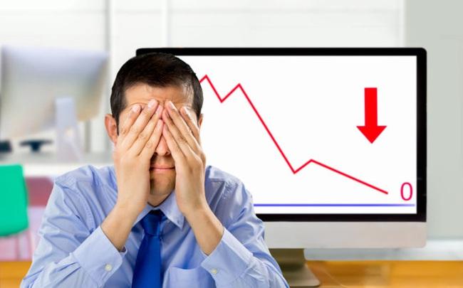 """VN-Index giảm mạnh nhất trong hơn 1 tháng, vốn hóa HoSE bị """"thổi bay"""" 171.000 tỷ đồng"""