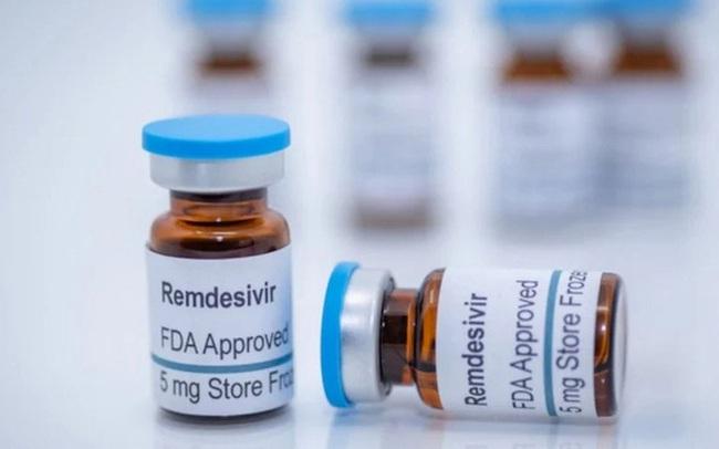 Bộ Y tế tiếp tục xuất cấp 30.000 lọ thuốc Remdesivir điều trị COVID-19