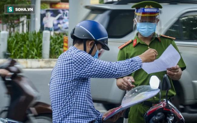 TP.HCM: Những người dân được ra đường cần xin giấy ở đâu?