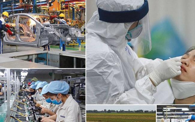 World Bank dự báo kinh tế Việt Nam tăng trưởng 4,8% năm 2021