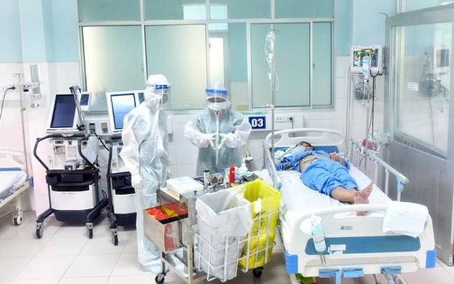 Bộ Y tế yêu cầu các địa phương đảm bảo oxy y tế điều trị bệnh nhân COVID-19