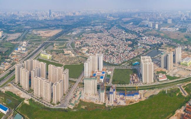 Giá nhà Hà Nội tăng bất chấp Covid-19, chuyên gia chỉ điểm khu vực tăng giá mạnh nhất