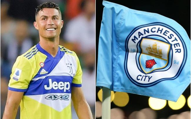 """Cristiano Ronaldo đồng ý rời Juventus tới Man City, chấp nhận giảm nửa lưởng trong 2 năm tới và """"quay lưng"""" với đội bóng cũ?"""