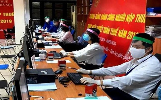 Hà Nội gia hạn thuế cho 27.000 doanh nghiệp do dịch bệnh