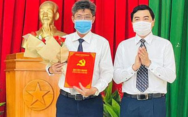 Bí thư huyện Hàm Thuận Nam làm Phó Chủ tịch tỉnh Bình Thuận