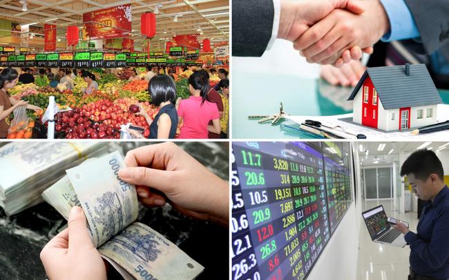 Người Việt giảm tiêu dùng, tăng mua nhà, đầu tư chứng khoán và gửi tiết kiệm tín dụng