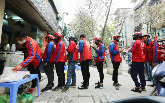 Từ hôm nay, Now hoạt động lại ở 5 quận Hà Nội, là quận nào?