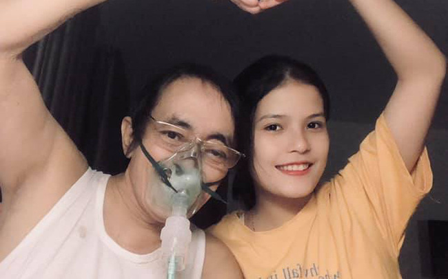 """Tâm sự nghẹn ngào của con gái duy nhất khi NS Giang Còi vừa phát bệnh: """"Mất giọng chắc ba buồn lắm"""""""