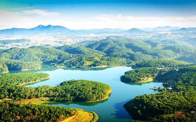 Đề xuất điều chỉnh quy hoạch phân khu Khu du lịch quốc gia hồ Tuyền Lâm