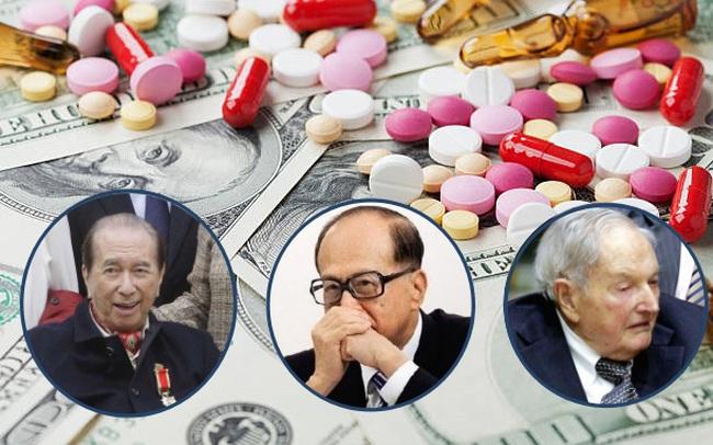 """Có câu """"tiền không mua được sức khỏe"""" nhưng có 3 vị tỷ phú lừng lẫy thế giới từng dùng rất nhiều tiền để cứu mạng của bản thân không ít lần: Con số lên tới hàng nghìn tỷ đồng!"""