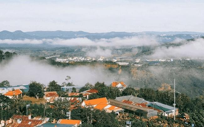 Công ty con của Tập đoàn Ecopark tài trợ lập quy hoạch khu đô thị 207ha tại Lâm Đồng