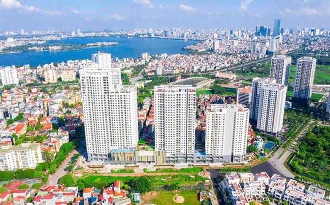 Những xung lực của thị trường bất động sản Hà Nội 6 tháng cuối năm