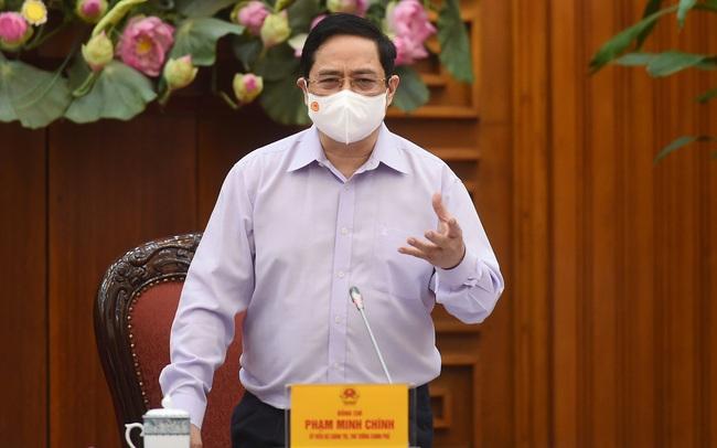 Thủ tướng Chính phủ phân công nhiệm vụ điều hành phòng, chống dịch COVID-19 cho 4 Phó Thủ tướng