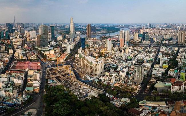 Điểm mặt những dự án chung cư giá hàng trăm triệu đồng/m2 chào bán giữa