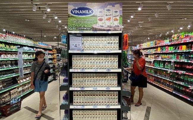 """Doanh thu tăng, xuất thành công nhiều sản phẩm mới, xuất khẩu của Vinamilk """"vượt sóng"""" Covid - 19 ấn tượng"""