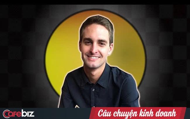 Lời thú nhận từ tỷ phú trẻ Evan Spiegel: Làm việc chăm chỉ là chưa đủ, để có thành công cần may mắn và quan hệ rộng