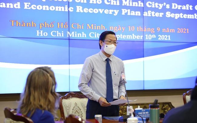 Sau 15/1/2022, TP.HCM  dự kiến mở cửa toàn bộ nền kinh tế