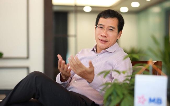 CEO MB Lưu Trung Thái: Tỷ trọng giao dịch số của MB đang đứng trong nhóm đầu của châu Á