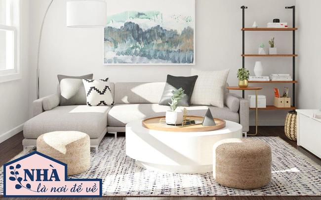 """Cách sắp xếp và lựa chọn đồ nội thất thông minh giúp """"nới rộng"""" không gian sống: Tận dụng diện tích, đầy đủ công năng mà không bị bí bách"""