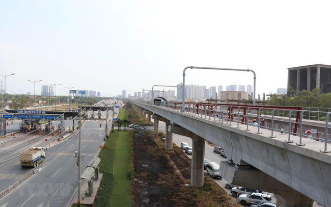 Dự kiến thi công giai đoạn 1 dự án Metro số 2 Bến Thành - Tham Lương vào năm 2022