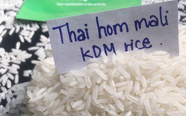 Gạo ngon nhất thế giới của Thái Lan giảm giá mạnh