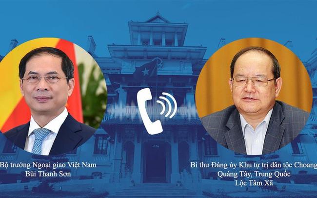 Tỉnh Quảng Tây viện trợ cho Việt Nam 800.000 liều vắc-xin Sinopharm