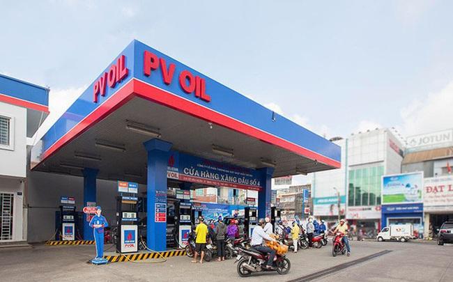 Nhu cầu tiêu thụ xăng giảm do giãn cách liên tục, PV OIL thua lỗ 17,5 tỷ trong tháng 7-8/2021