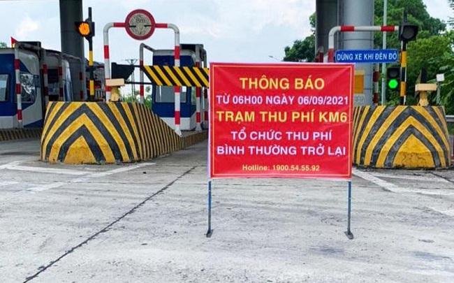 VEC lý giải vì sao rào đường cao tốc để thu phí