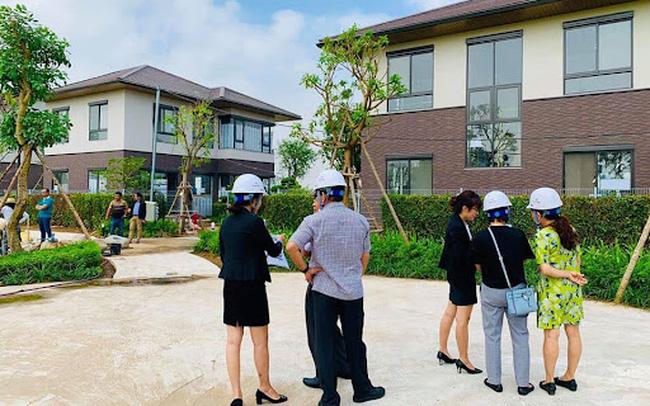 Bất động sản khu đô thị vẫn hút sự quan tâm của nhà đầu tư