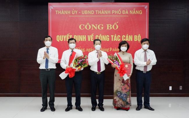 Đà Nẵng công bố quyết định của Thủ tướng về công tác cán bộ