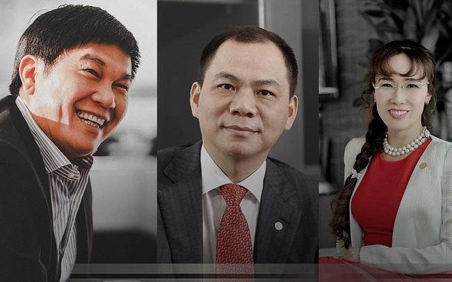 Các thiếu gia tỷ phú tấp nập lộ diện: Con trai ông Phạm Nhật Vượng, ông Trần Đình Long đến nữ tỷ phú đô la