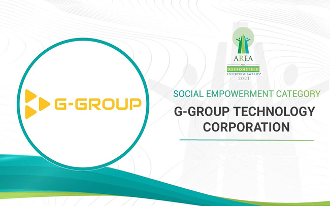 G-Group được tôn vinh Doanh nghiệp trách nhiệm châu Á 2021