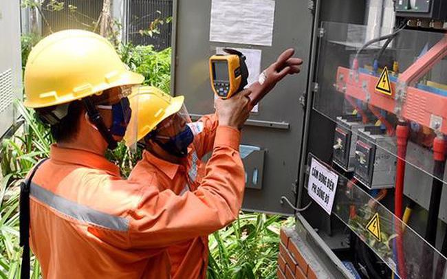 Tiêu thụ điện tiếp tục giảm mạnh