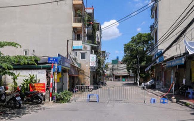 CLIP: Phong toả 1 khu dân cư có ca nhiễm SARS-CoV-2 là người bán rau củ quả online