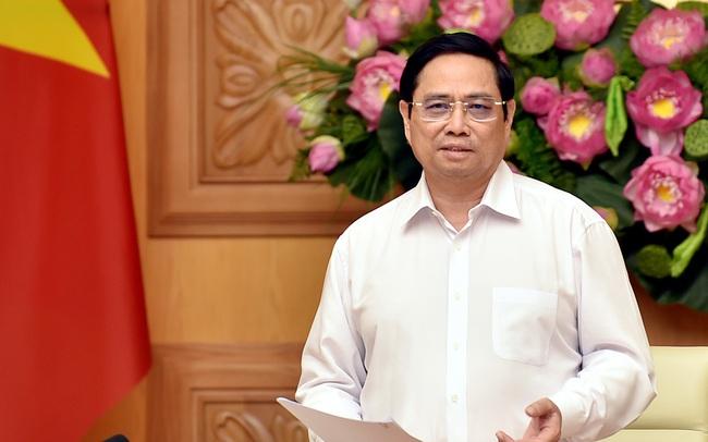 Thủ tướng: 'Không thể sử dụng biện pháp cách ly, phong tỏa mãi được!'