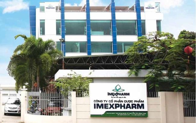 Imexpharm (IMP): Bị ảnh hưởng nghiêm trọng do lệnh giãn cách, doanh thu tháng 8/2021 giảm 12% xuống còn 94 tỷ đồng