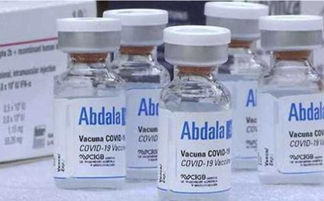 Việt Nam mua 10 triệu liều vaccine COVID-19 Abdala của Cuba sản xuất