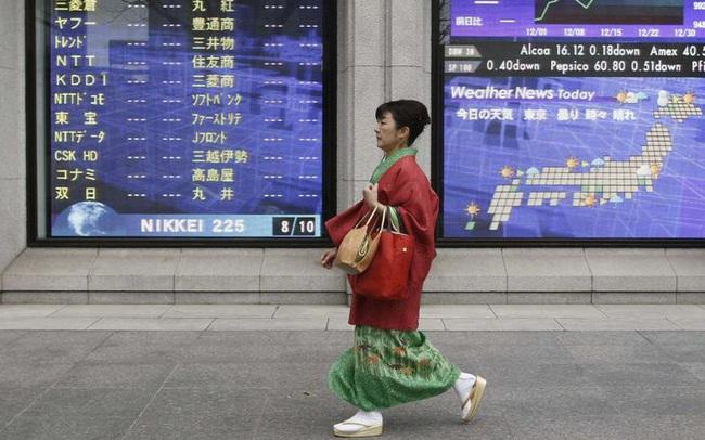 """Nikkei 225 mất hơn 600 điểm, Hang Seng lại thủng mốc 24.000 điểm vì áp lực từ """"chúa nợ"""" tỷ đô Evergrande"""