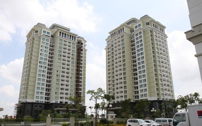 Ngân hàng phát mại nhiều căn hộ chung cư để thu hồi nợ