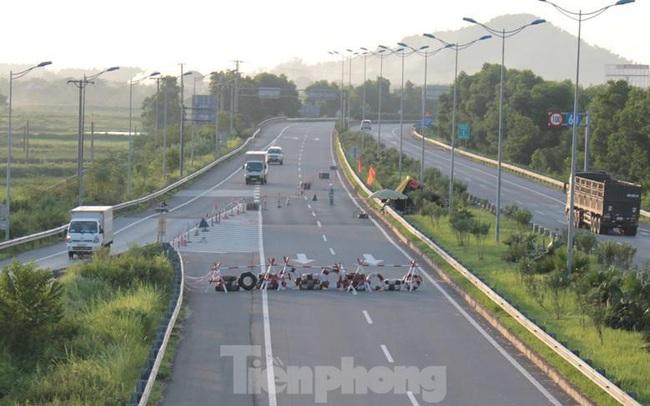 Thông tin mới nhất vụ VEC 'phong tỏa' cao tốc về Hà Nội