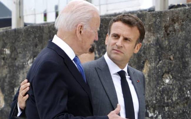 """Cử đại sứ trở lại Washington, Pháp và Mỹ """"hết giận làm hòa""""?"""