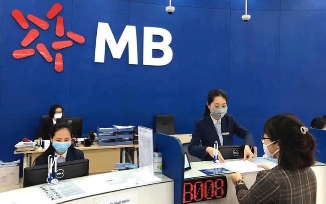 Phó Tổng giám đốc MB đã bán xong 2 triệu cổ phiếu MBB