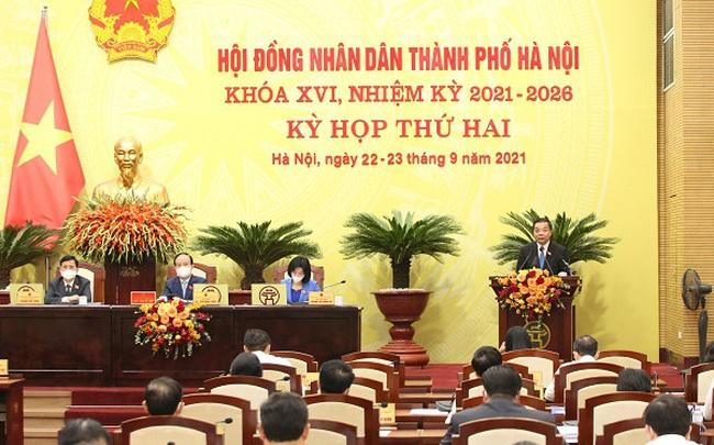 Hà Nội nỗ lực để tăng trưởng năm 2021 đạt 4,54%