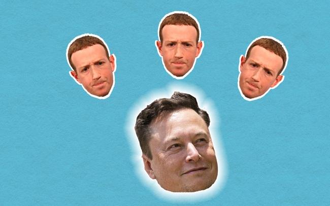 Vì sao người ta tôn sùng Elon Musk còn Mark Zuckerberg thì không?