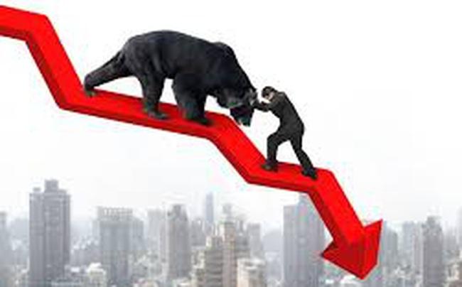 """Cú """"dập"""" mạnh trên thị trường chứng khoán phái sinh, có lúc """"lệch"""" cơ sở -14 điểm"""