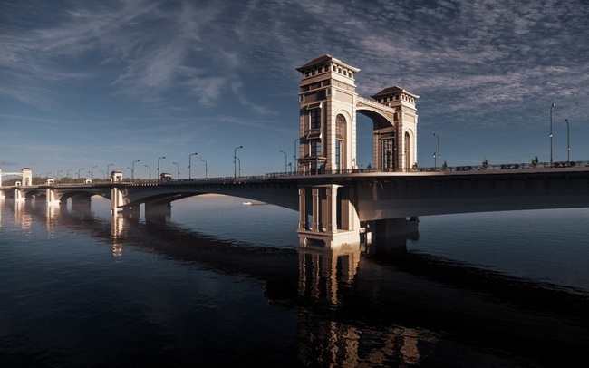 Hội KTS Việt Nam: Cầu Trần Hưng Đạo 8.900 tỷ là hình thức mô phỏng khiên cưỡng nệ cổ, pha trộn hỗn tạp