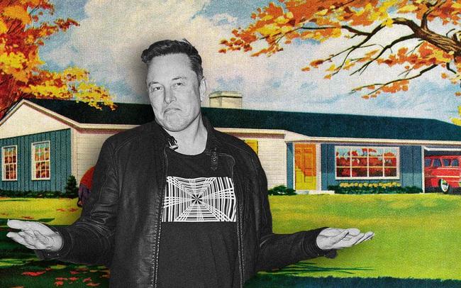 Vì sao Elon Musk chọn sống ở nhà lắp ghép 35 m2  – lý do thực sự không như bạn nghĩ
