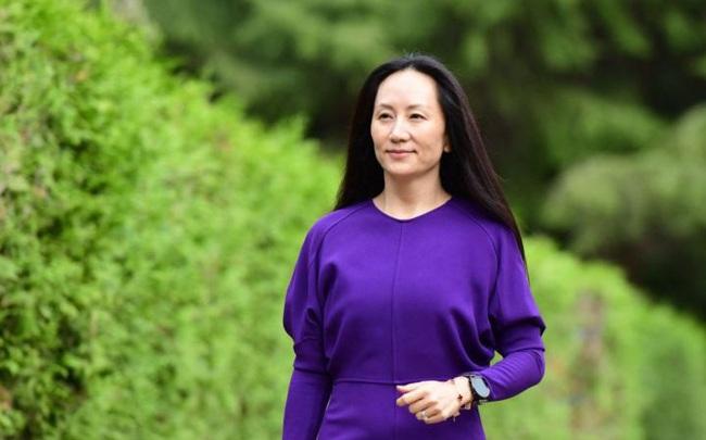 Công chúa Huawei đang trên đường bay về Trung Quốc, hai công dân Canada đã được phóng thích